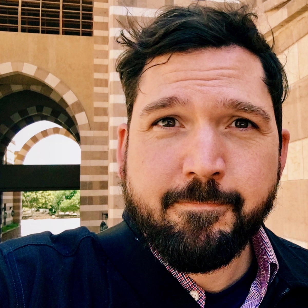 Jesse Stommel Executive Director of the Division of Teaching and Learning Technologies at University of Mary Washington. He is also Co-founder of Digital Pedagogy Lab and Hybrid Pedagogy: an open-access journal of learning, teaching, and technology. He has a PhD from U